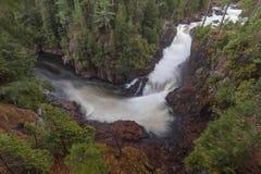Darwin Falls magico Fotografie Stock