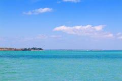 Darwin Harbor Imagenes de archivo