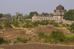 Darya可汗` s坟茔在Mandu,印度 库存图片