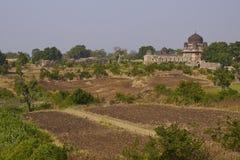 Darya可汗` s坟茔在Mandu,印度 图库摄影