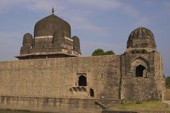 Darya可汗` s坟茔在Mandu,印度 免版税库存图片