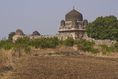 Darya可汗` s坟茔在Mandu,印度 库存照片