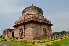 Darya Khans mausoleum Arkivfoto