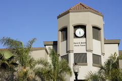 Daryl D. Smith CLOCK TOWER Stock Photography