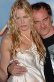 Daryl Hannah, Quentin Tarantino Στοκ φωτογραφίες με δικαίωμα ελεύθερης χρήσης