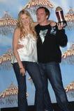 Daryl Hannah, Quentin Tarantino Στοκ Εικόνα