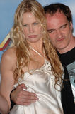 Daryl Hannah,Quentin Tarantino Royalty Free Stock Photos
