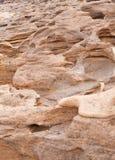 Das Überraschen des Felsens Stockbild