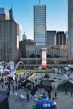 Das 100. graue Cupfestival Stockfotos