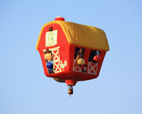Das 26. jährliche Jersey-Ballon-Festival Lizenzfreies Stockfoto