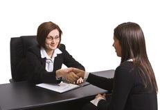Das Abkommen Lizenzfreie Stockbilder