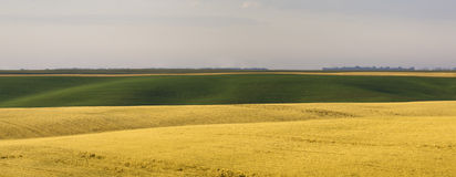 Das Ackerland Stockfotos