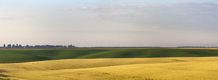 Das Ackerland Stockbilder