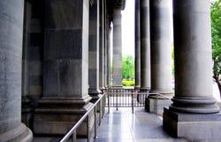 Das Adelaide-Parlament bringen unter Stockfoto