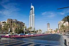 Das Adreßhotel, Dubai Lizenzfreie Stockfotografie