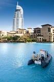 Das Adreßhotel, Dubai Stockfotografie