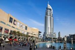 Das Adreßhotel, Dubai Lizenzfreie Stockfotos