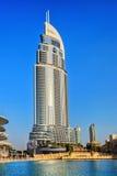 Das Adressen-Hotel im im Stadtzentrum gelegenen Dubai-Bereich Lizenzfreies Stockfoto