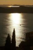 Das Adriatik Lizenzfreies Stockbild