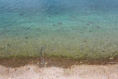 Das adriatische Meer Lizenzfreie Stockbilder