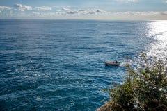 Das adriatische Meer Lizenzfreie Stockfotografie