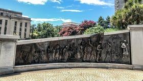 Das Afroamerikaner-Geschichts-Monument aufgrund Süd-Carolina State Houses Stockbild