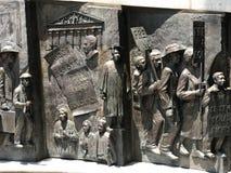 Das Afroamerikaner-Geschichts-Monument aufgrund Süd-Carolina State Houses Lizenzfreie Stockfotos