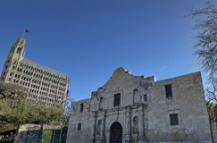 Das Alamo Lizenzfreies Stockfoto
