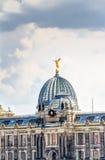 Das Albertinum in Dresden Lizenzfreies Stockfoto