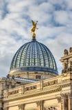 Das Albertinum in Dresden Stockbilder