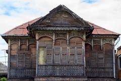 Das alte alte Haus Lizenzfreie Stockfotos