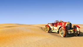Das alte Auto Stockfotos