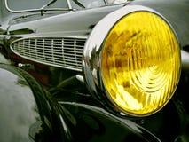 Das alte Auto Lizenzfreie Stockfotos