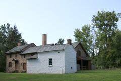 Das alte Bauernhaus Stockfotos