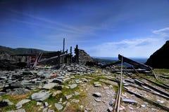Das alte Bergwerk Lizenzfreie Stockfotografie