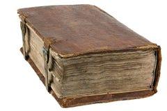Das alte Buch lizenzfreies stockbild