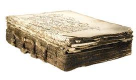Das alte Buch lizenzfreie stockfotografie
