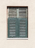 Das alte Fenster Stockfotografie