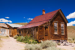 Das alte Gebäude Stockfoto