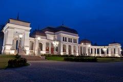 Das alte Kasino von Klausenburg Lizenzfreies Stockbild