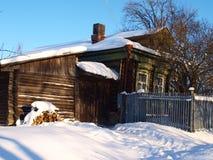 Das alte Haus lizenzfreies stockbild