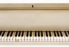 Das alte Klavier Lizenzfreies Stockfoto