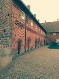 Das alte Kloster stockfoto