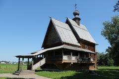 Das alte ländliche Haus Lizenzfreie Stockfotografie