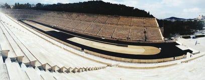 Das alte Olympiastadion Lizenzfreie Stockfotografie