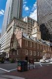 Das alte Parlamentsgebäude Boston Lizenzfreie Stockbilder