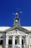 Das alte Rathaus des Fort-de-France- und Aime Cesaire-Theaters Fort de France ist Stockfotos