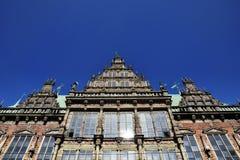 Das alte Rathaus von Bremen, Deutschland Lizenzfreie Stockfotografie