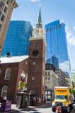 Das alte Südsitzungs-Haus in Boston Lizenzfreie Stockfotografie