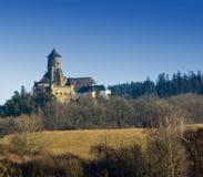 Das alte Schloss Lizenzfreies Stockbild